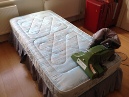Dry-Mattress-Cleaning
